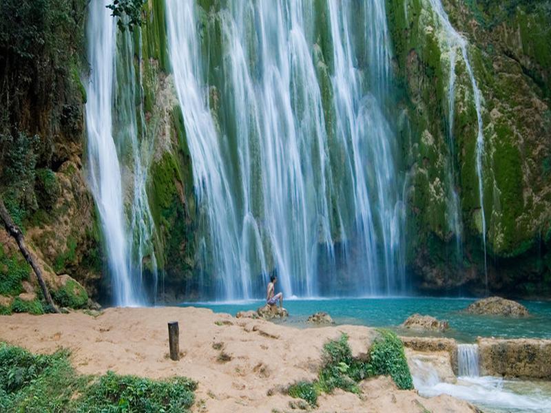 Wasserfall El Limón