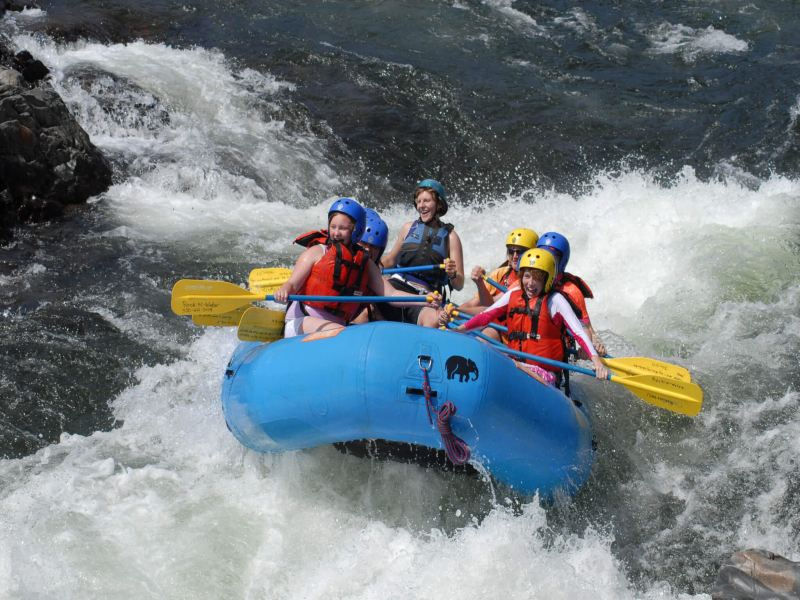 Rafting am Yaque del Norte