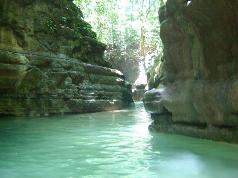 Wasserfälle von Damajagua