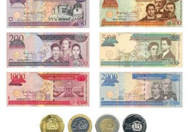 Moneda República Dominicana 1