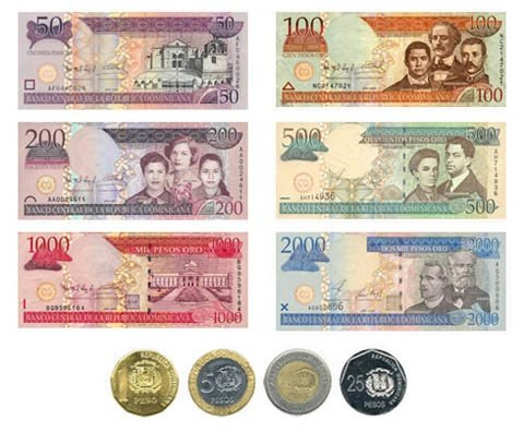 Valuta Dominikanska republiken