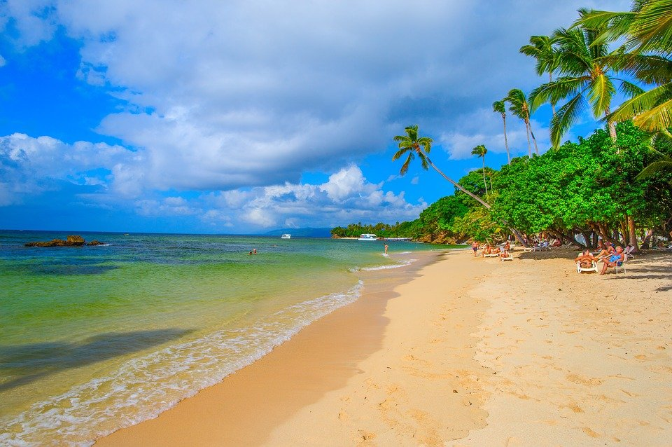 Best beaches Dominican Republic - Top 10 2