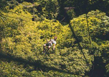 Zipline Dominikanische