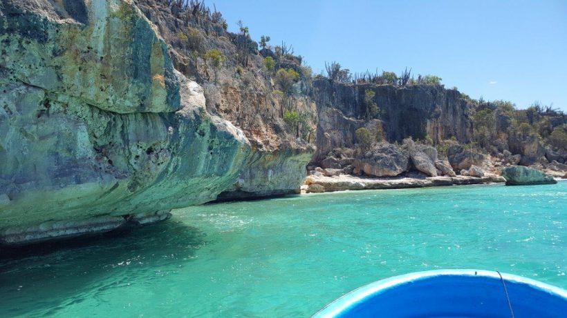 Bootsfahrt zur Lagune Oviedo