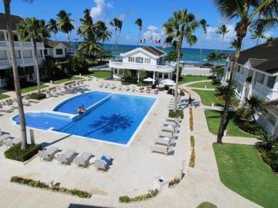 Las Terrenas i Dominikanska republiken