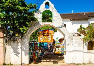 Las Terrenas in the Dominican Republic