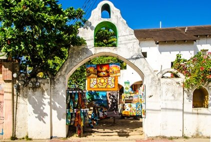 Las Terrenas in der Dominikanischen Republik 3