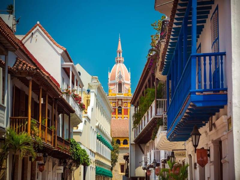 Kombireise Kolumbien und Dominikanische Republik
