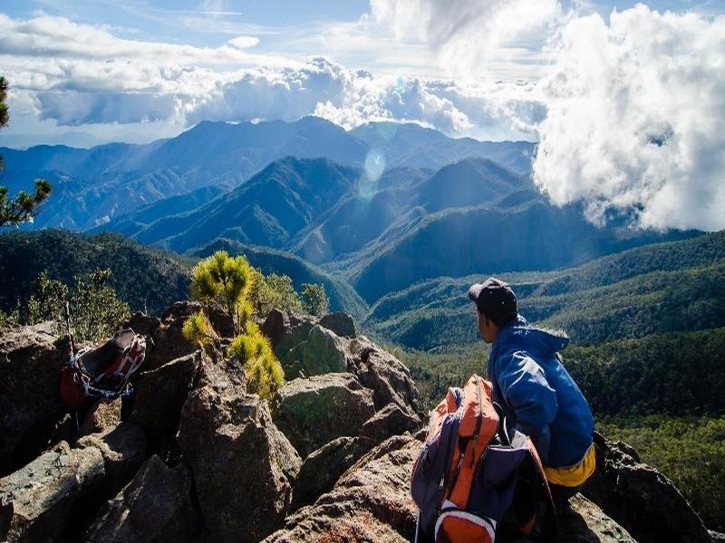 Trekking zum Pico Duarte