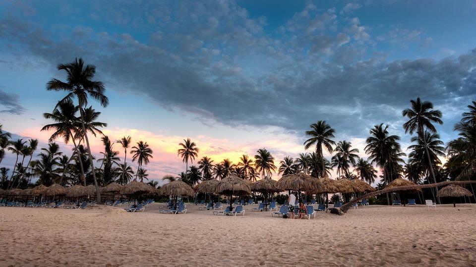 Flygtid Dominikanska republiken