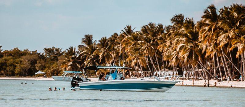 Isla Saona Ausflug mit Schnellboot