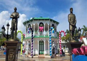 Victorian Time in Puerto Plata