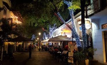 Das Nachtleben in Santo Domingo