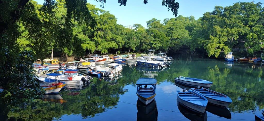 Deutschsprachige Dominikanische Republik Ausflüge zur Blue Lagoon