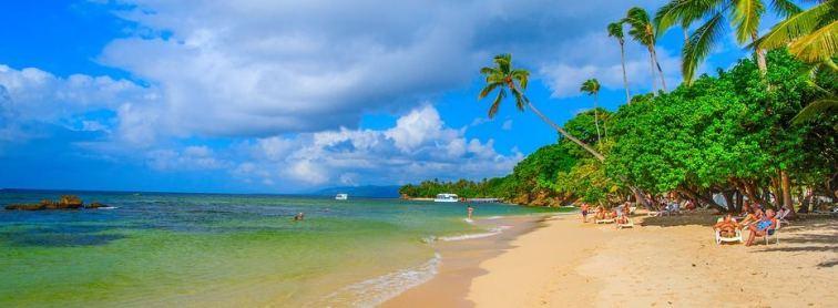 Trips to Dominican Republic - Cayo Levantado